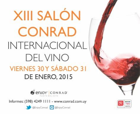 Salon del vino conrad