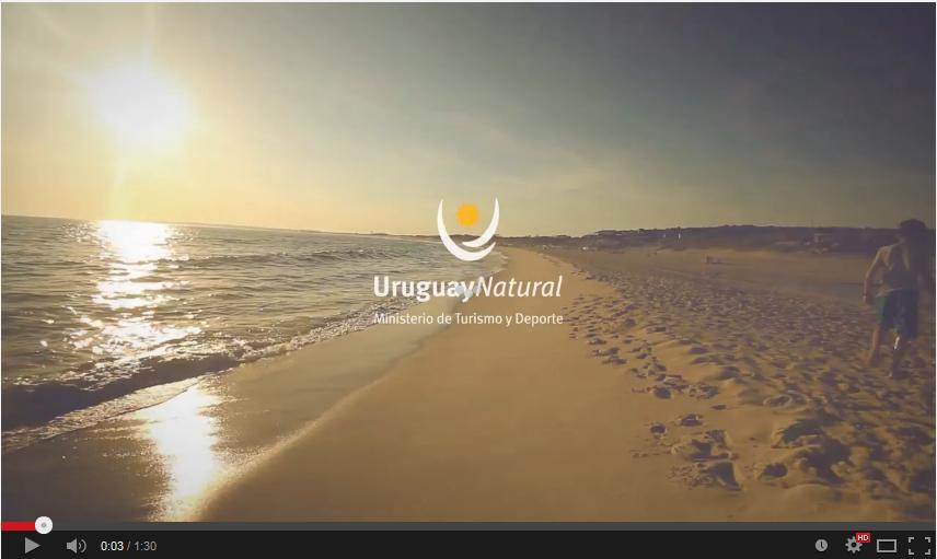 vida de playa en maldonado